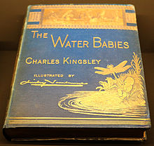 Charles kingsley, the water babies (illustraz. di linley samboune), macmillian & co., londra 1886 (gabinetto vieusseux).JPG