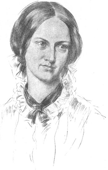 Charlotte Brontë, probably by George Richmond ...