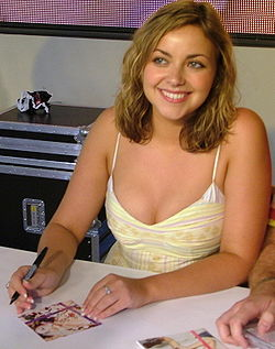 Charlotte Church in 2005
