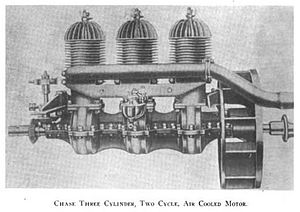 Truck Wheels And Tires >> Chase Motor Truck Company - Wikipedia