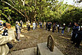 Chatan Hometown Association visits sacred sites on Kadena 150211-F-QQ371-043.jpg