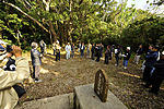 Chatan Hometown Association visits sacred sites on Kadena 150211-F-QQ371-043.jpg