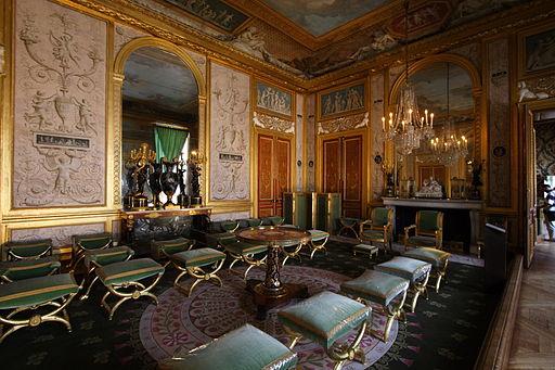 Chateau de Fontainebleau FRA 027