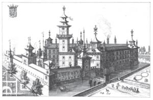 Lynden family - Image: Chateau de Reckheim