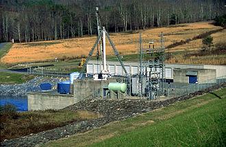 Chatuge Dam - Image: Chatuge Dam