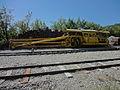 Chemins de fer de Provence, véhicule d'entretien.JPG