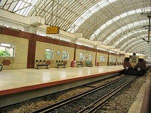 Chennai Mofussil Bus Terminus