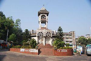 Cheragi Pahar Circle, Chittagong, Bangladesh.