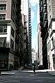 "Chicago (ILL) Downtown, E Madison St. N Garland Ct "" pedestrian "" (4825762023).jpg"