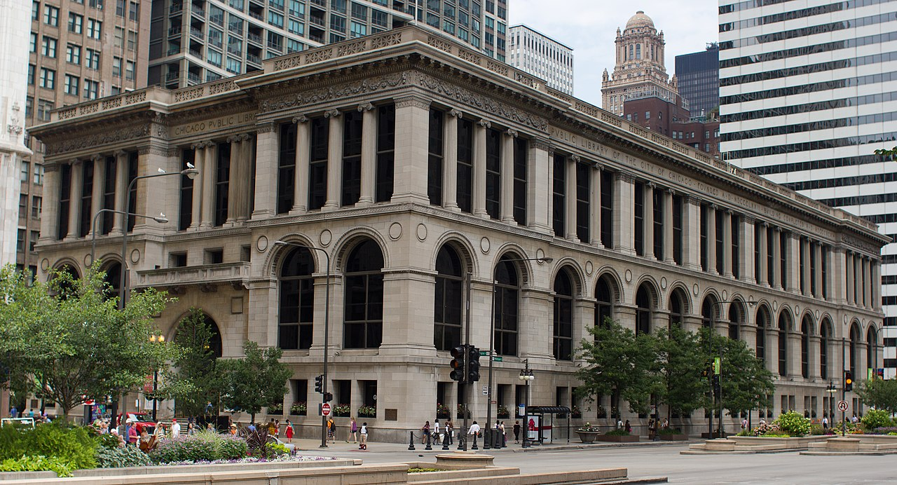 Chicago Cultural Center and Chicago Public Library, Chicago June 30, 2012-42.jpg