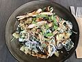 Chicken salad at TurBARlence , Hotel ibis Mackay Airport, Mackay, Queensland.jpg