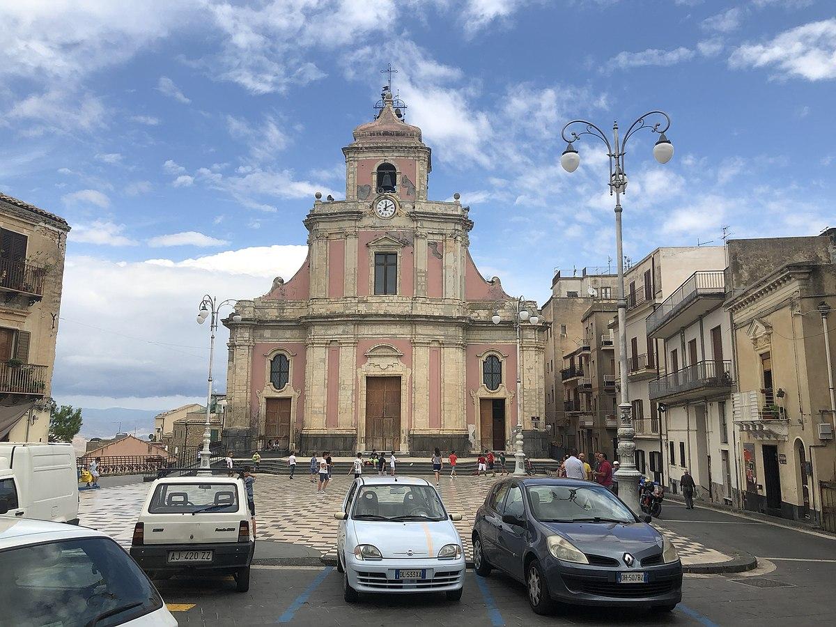Chiesa Madre di Centuripe - Wikipedia