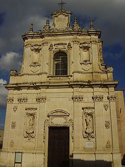 Mother Church (Chiesa Madre).