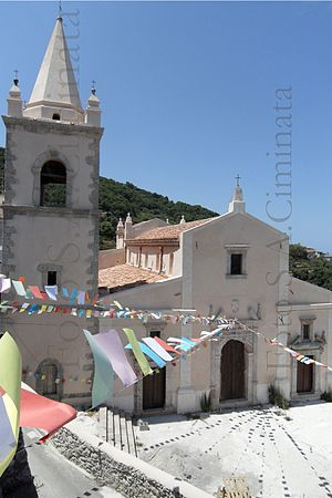 Capri Leone - Church of the Annunciation.
