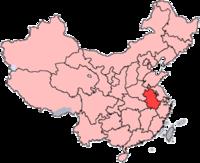 Anhui Provinz