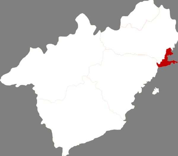 Fuxin Mongol Autonomous County