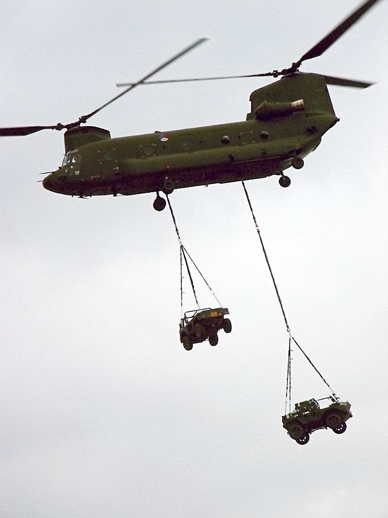 Chinookairlift