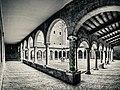 Chiostro di San Romano -Museo della Cattedrale - Ferrara -.jpg