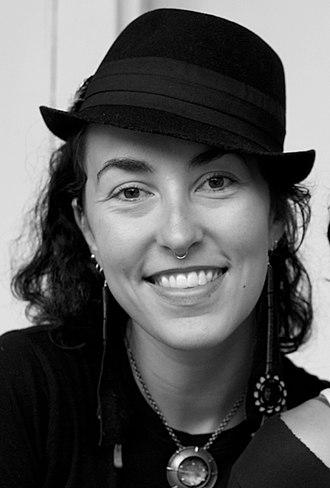 Chloe Smith (musician) - Chloe Smith in 2010 in New Orleans.