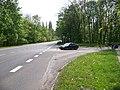 Chlumec (UL), silnice č. 13, doprava Ústecká.jpg