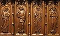 Choir stalls-St Etienne Church Moudon-IMG 7474.jpg