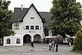 Chotěboř, Tyršova, kulturní dům během FF 2013 (2013-07-05; 01).jpg