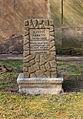 Chrášťany, Jan Hus memorial.jpg