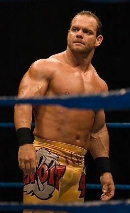 Chris Benoit in the Ring