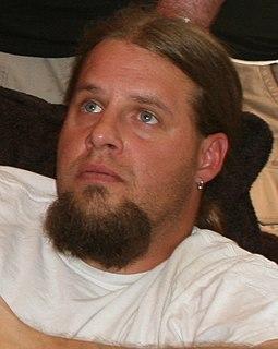 Chris Fehn American musician