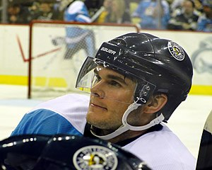 Chris Kunitz - Kunitz with the Penguins in 2011.