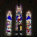 Christ Church, Cobridge, Stoke on Trent, East window.JPG