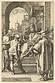 Christ before Pilate, from The Passion of Christ MET DP820899.jpg