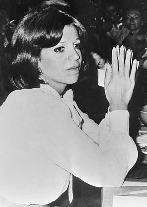 Christina Onassis - Christina Onassis in 1978