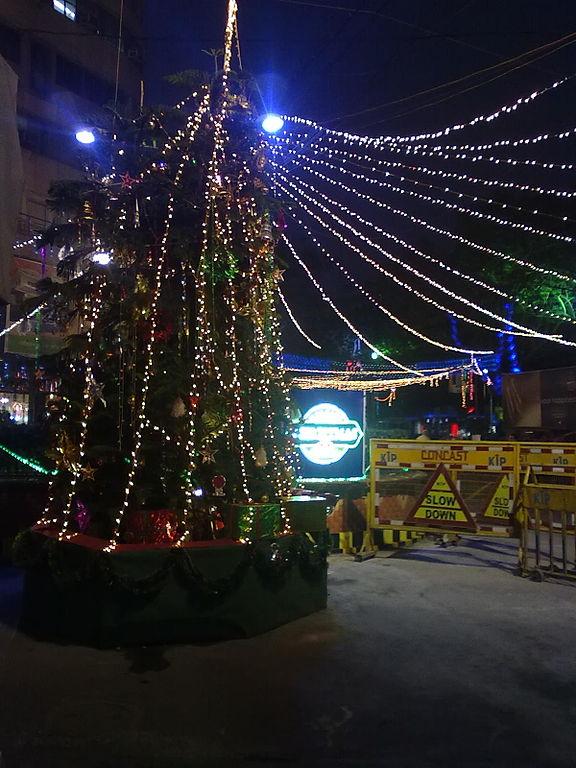 Christmas Lights History