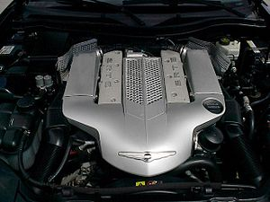 Street & Racing Technology - The only 6-cylinder engine to be featured in a SRT car, the Mercedes M112 engine was used for the Crossfire SRT-6.