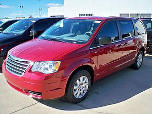 Chrysler Town & Country 2010 LX