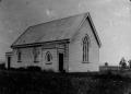 Church at Pukehinahina, Gate Pa, Tauranga, 1924. ATLIB 305994.png