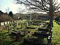 Churchyard, Abbotskerswell - geograph.org.uk - 1615257.jpg