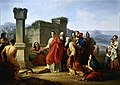 Cicero discovering tomb of Archimedes ( Paolo Barbotti ).jpeg