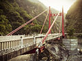 Cimi bridge, Taroko Gorge (12608978065).jpg