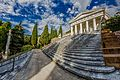 Cimitero di Staglieno Pantheon Scalinata.jpg