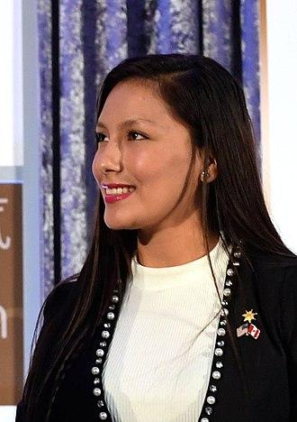 Cindy Arlette Contreras Bautista - Image: Cindy Arlette Contreras Bautista IWOC 2