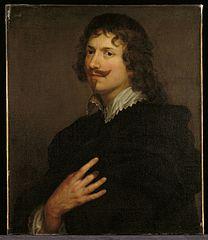 Portrait of Adriaen Hanneman (1601-1671)
