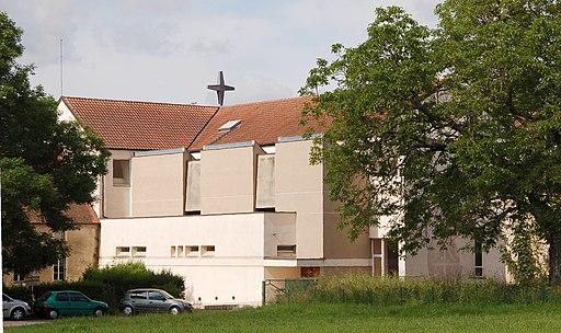 Citeaux Klosterkirche