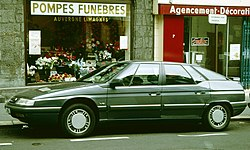 Citroën XM Berline (1989–1994)