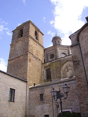 Città Sant'Angelo - Church of San Francesco