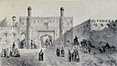 City Gate , Tabriz by Eugène Flandin.jpg