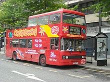 London Sightseeing Bus Tour Map