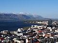 City View of Reykjavik from Hallgrímskirkja - 2013.08 - panoramio.jpg