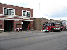 Chicago Fire Department Wikip 233 Dia